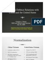 Thayer Vietnam's Defence Relations