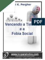 Vencendo a Timidez e a Fobia Social E-book Com Capa(2)