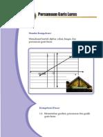 Matematika Kls 8 Bab 3