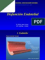 Disfunción Endotelial 2009