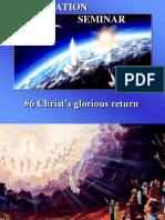 06 Christ's Glorious Return