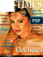 Om-Times August  2009 Edition