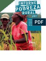 Informe Sobre La Pobreza Rural FIDA