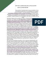 MILNER- El gran secreto de la ideología de la evaluación