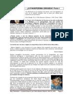 EVOLUCIÓN ... O PANSPERMIA DIRIGIDA - Parte I.pdf
