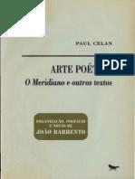 112110348 CELAN Paul Arte Poetica O Meridiano e Outros Textos PDF