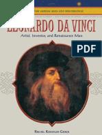 Leonardo Da Vinci - Artist, Inventor, And Renaissance Man