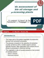 HACCP Oil Refining