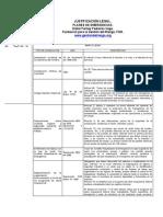 JUSTIFICACIÓN LEGAL PLANES DE EMERGENCIAS Julio de 2013