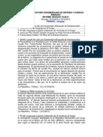 Informe Uruguay 33-2013