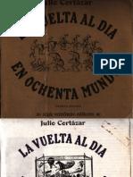 Cortazar - La Vuelta Al Dia en 80 Mundos