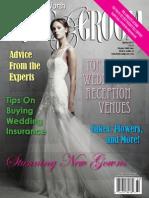 Bride Groom Spring 2013