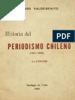 Historia Periodismo Chileno - Alfonso Valdebenito