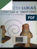 Libertad e Identidad. Elisabeth Lukas