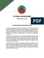 Programa Definitivo Sebastian Zenteno Consejero 2014