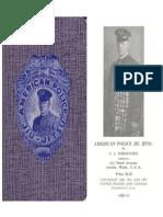 American Police Jiu Jitsu - S. J. Jorgensen 1930