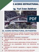 Puentes de Acero Estructural