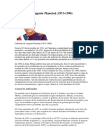 Gobierno de Augusto Pinochet