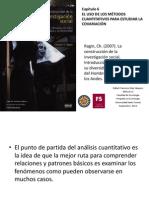 Capítulo 6. EL USO DE LOS MÉTODOS CUANTITATIVOS PARA ESTUDIAR LACOVARIACIÓN