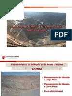 Planemiento de Minado - Southern Copper - 02