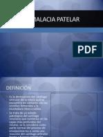 CONDROMALACIA.pptx