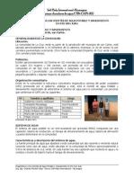 Diagnósticos CAPS comunidad La Cruz Verde