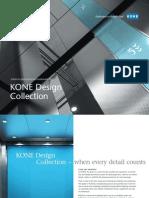 Kone Elevator Design Collection