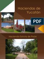 Presentacion de Haciendas Gabriel Villalobos y Paty Oliver