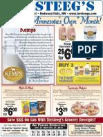 Tersteeg's Weekly Ad