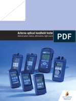 Optical Handhelds Datasheet
