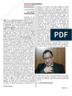 Suplemento Del Semanario Economico El Keynesianismo Solucion a La Crisis Mundial