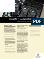 OMK55 Smart Optical Test Kit Datasheet