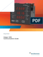 Integra 1630 Communications Guide Iss 6