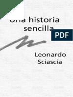 Sciascia, Leonardo - Una Historia Sencilla [1989]