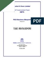 FICO TCS Blueprint
