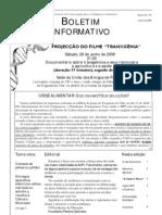 Boletim MPI n.º 13 - Junho de 2008