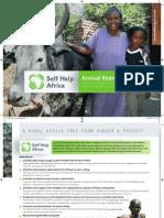 Self Help Africa - Annual Report 2008