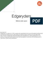 Edgeryders Business Presentation PostSouthAfrica