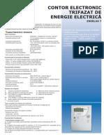 AEM Contor energie electrica ENERLUX T