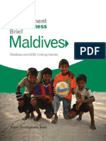 Maldives and ADB