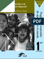 4392601 Introduccion a La Educacion Especial