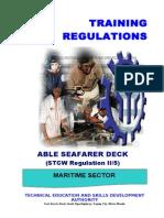 TR Able Seafarer Deck II-5