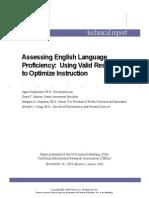 Assessing Pte