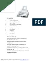 Panasonic KX-FL 422.PDF