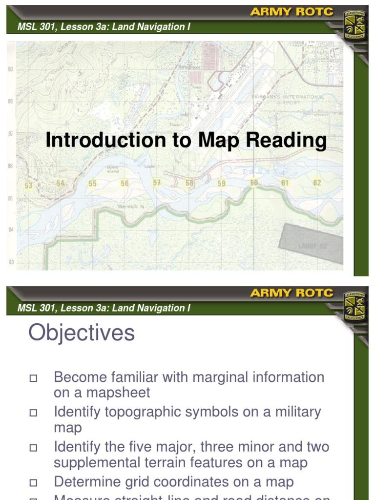 Msl301 3a Map Reading I Slides Sea Level Map