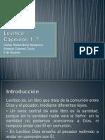 Levítico 1-7