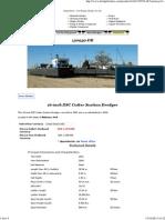 16-Inch DSC Cutter Suction Dredger
