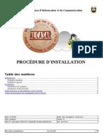 Alcasar 2.0 Installation