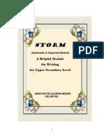 SPM writing module by JPN Kelantan