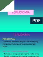 Termokimia